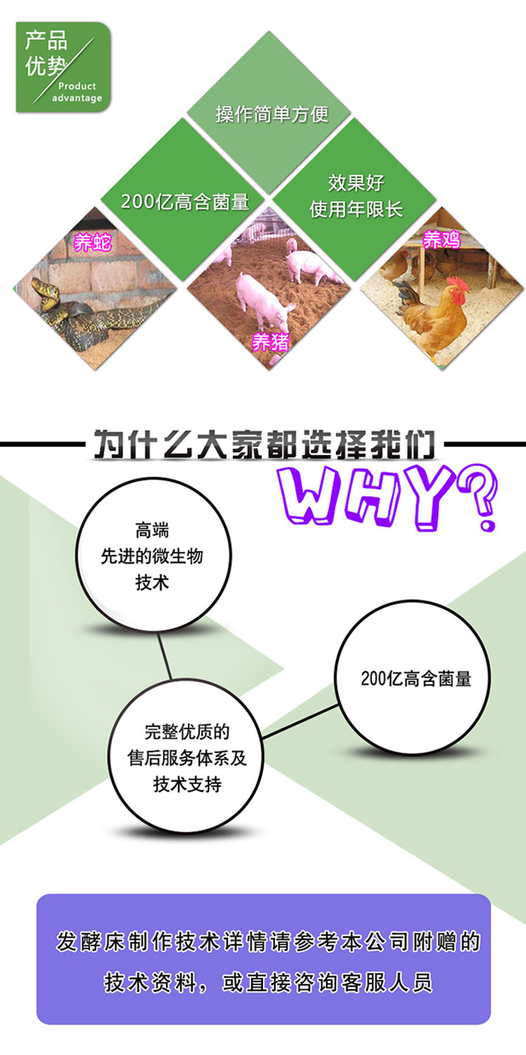 发酵床菌种选择和发酵床制作