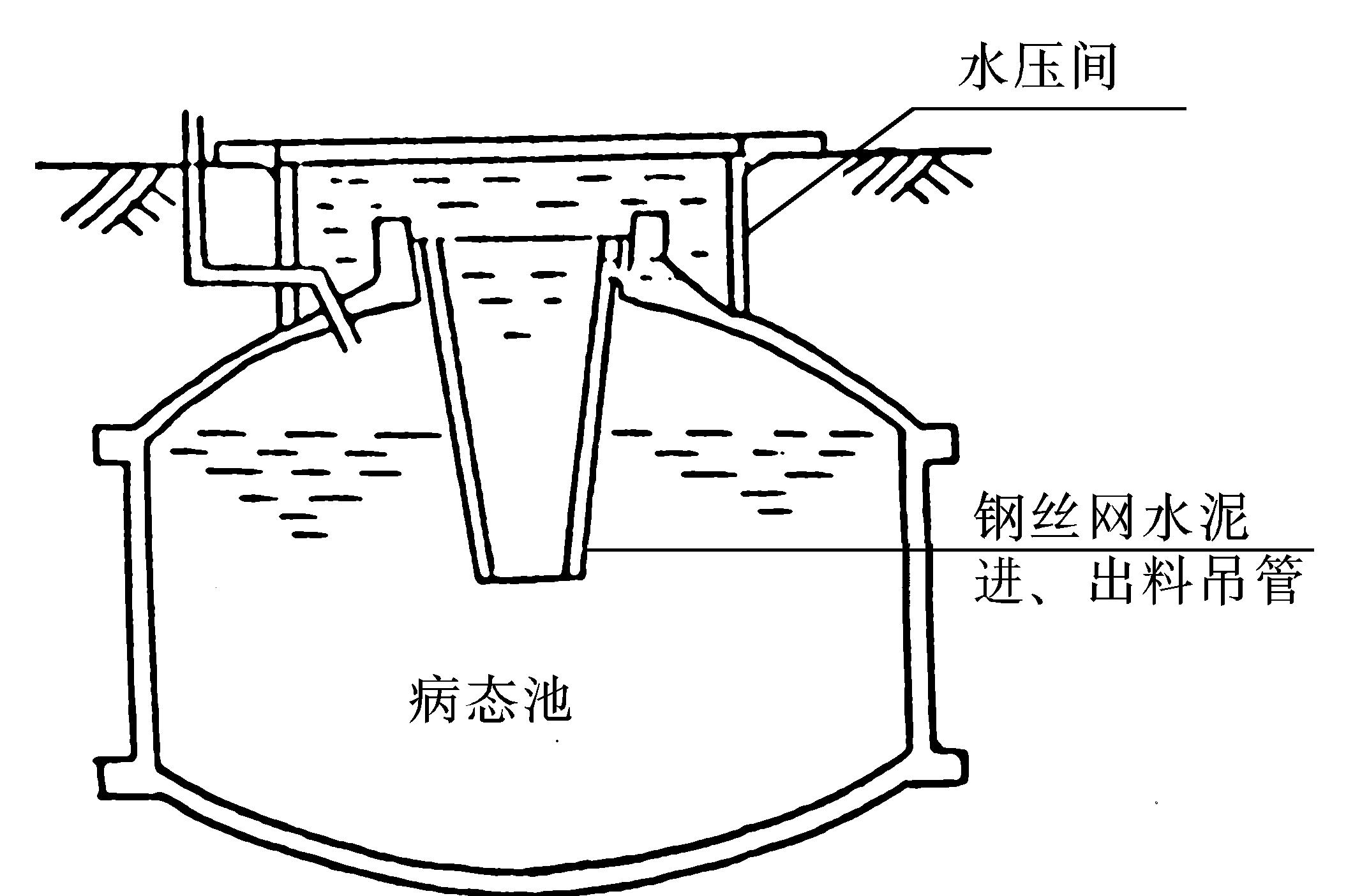 有机肥发酵剂之沼气池建池技术图片